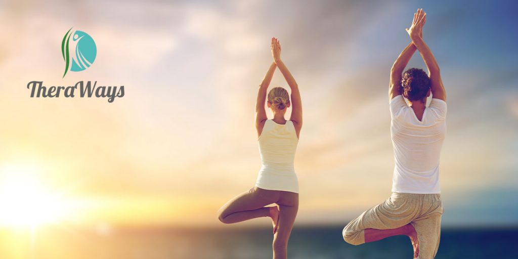 Every age and fitness level are welcome to make the mind and body connection at TheraWays. Improve flexibility, strength, balance, focus & breathing