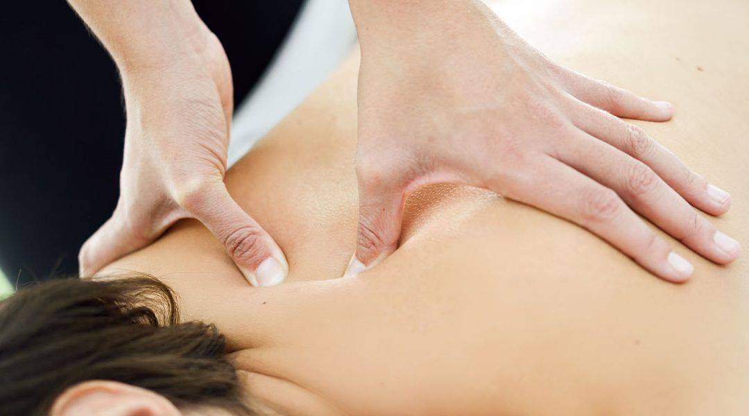 Deep Tissue Massage at TheraWays Wellness