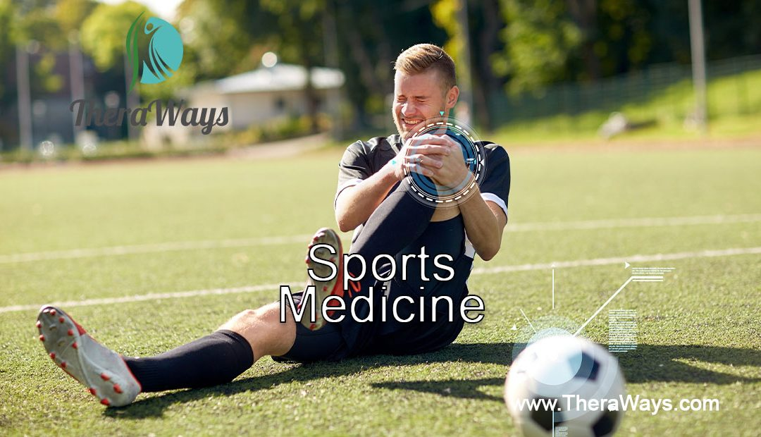 Sports Medicine at TheraWays Wellness