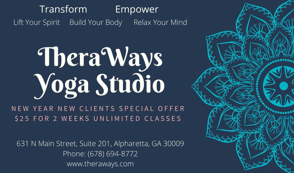 special offer yoga classes